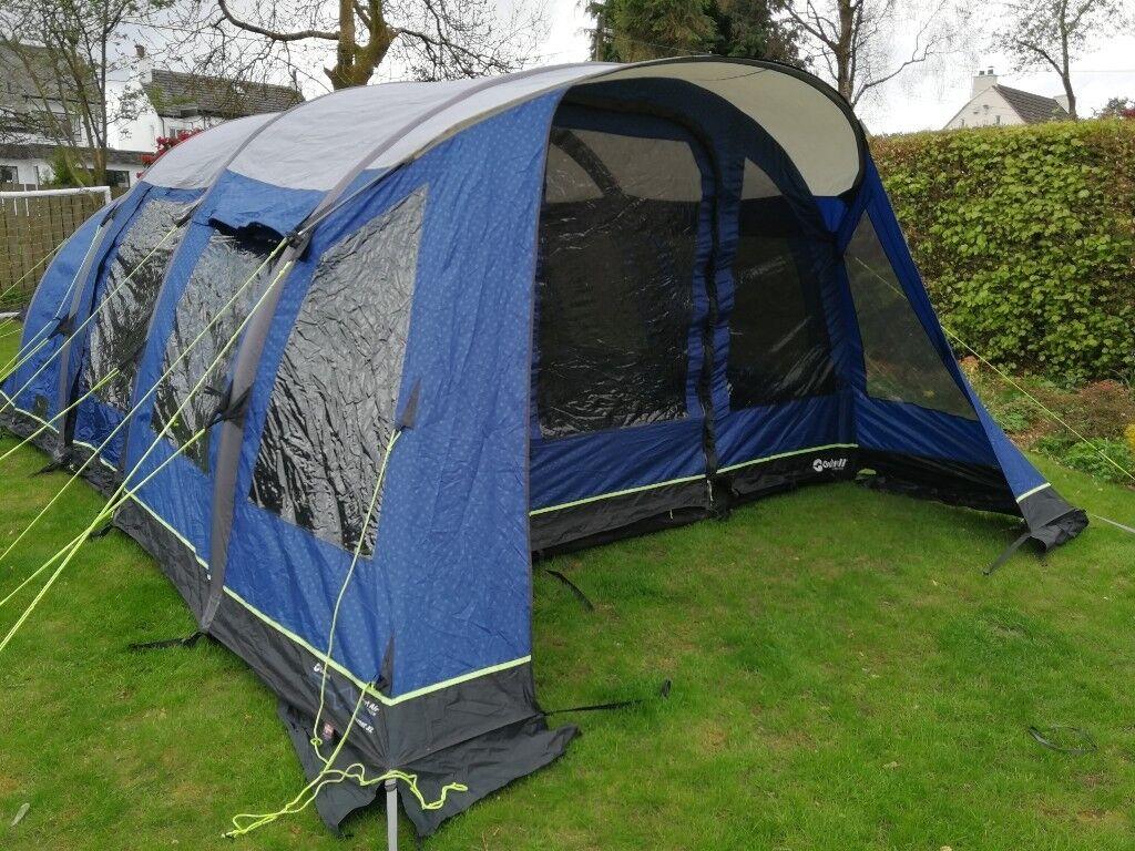 Outwell Hornet xl (6) Smart Air Tent & Outwell Hornet xl (6) Smart Air Tent | in Bearsden Glasgow | Gumtree