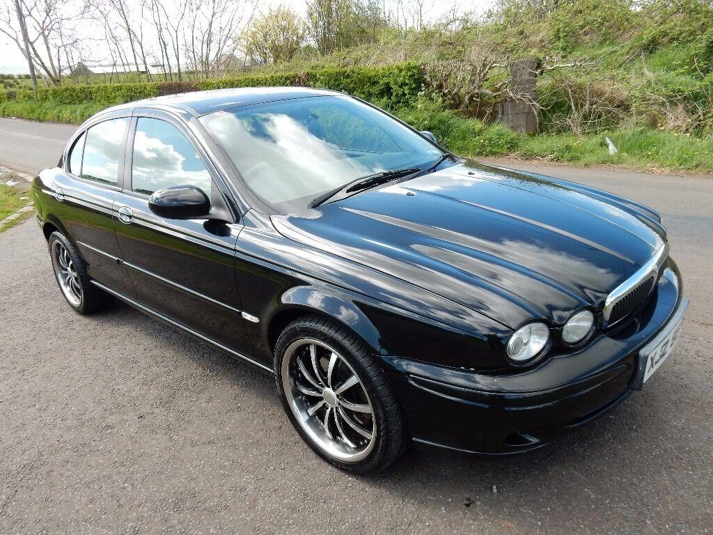 Beautiful 2004 Jaguar X Type 2.0 Diesel. Full Mot . Low Miles