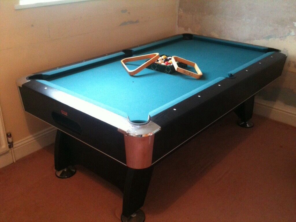 Pool Table   Bar Style. With Legs. Good Condition. Collection Only. | In  Newcastle, Tyne And Wear | Gumtree