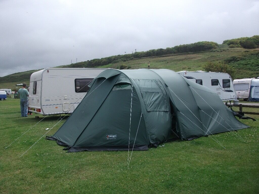 Vango TBS Equinox 600 6 berth tunnel tent & Vango TBS Equinox 600 6 berth tunnel tent | in Belper Derbyshire ...