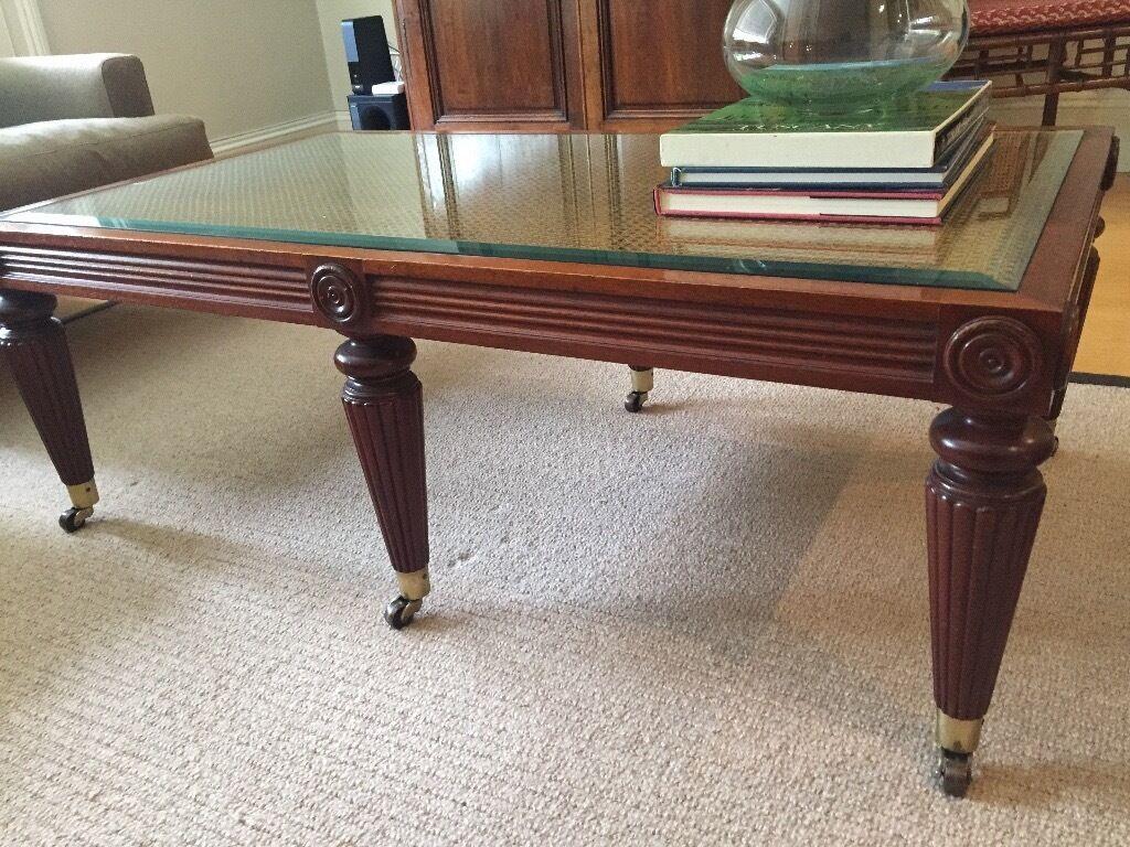 Good Barbara Barry Baker Furniture Coffee Table