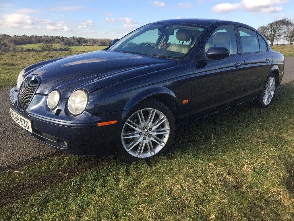 Jaguar S Type 3.0 V6 Sport 4dr Auto 2006 (06 Reg) Price £
