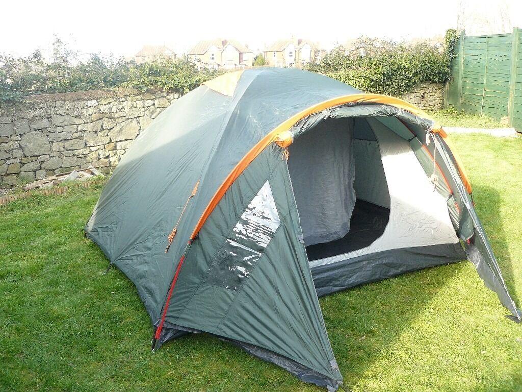 regatta 4 man dome tent & regatta 4 man dome tent | in Thornbury Bristol | Gumtree