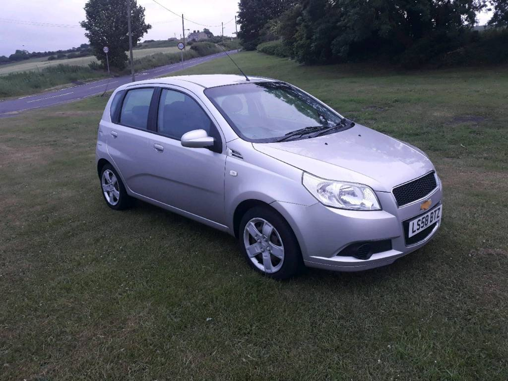 2008 Chevrolet Aveo Ls 1.2