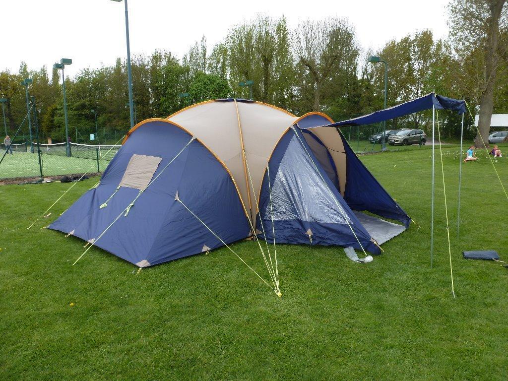 Large family tent 6 berth Sunnc& Omega XL & Large family tent 6 berth Sunncamp Omega XL   in Kenilworth ...