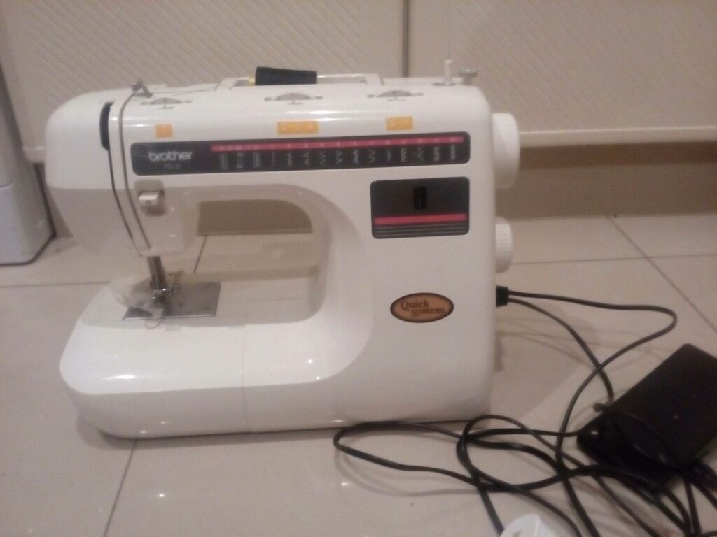 brother ps31 sewing machine in good working condition