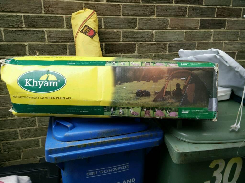 Khyam igloo tent & Khyam igloo tent | in Peterlee County Durham | Gumtree