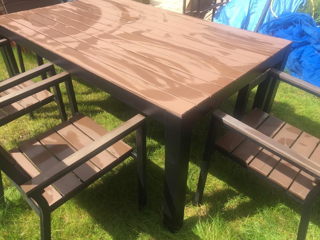 Ikea Falster Garden Furniture