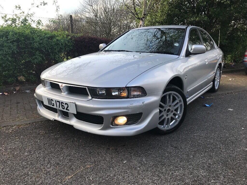 Mitsubishi Galant V6 2002 (160) BHP Low Mileage PX Or Swap