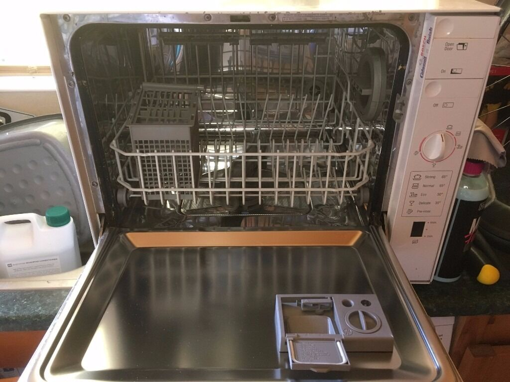 Bosch Tabletop Dishwasher