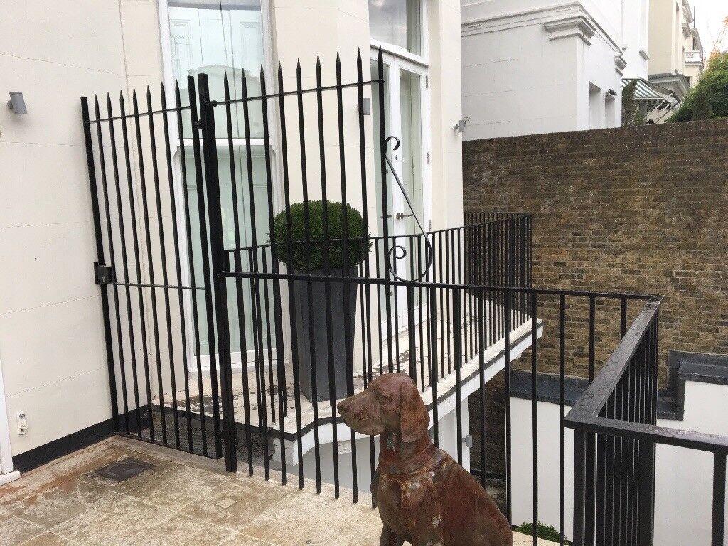 Garden Gate, Metal Gate, Security Gate