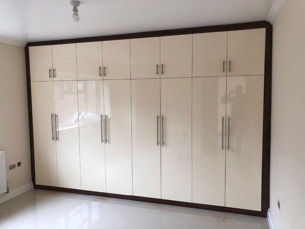 Fitted Kitchen Bedroom Bathroom Wardrobe Cupboard Fitters Builders Painters  Joiners Tiling Flooring