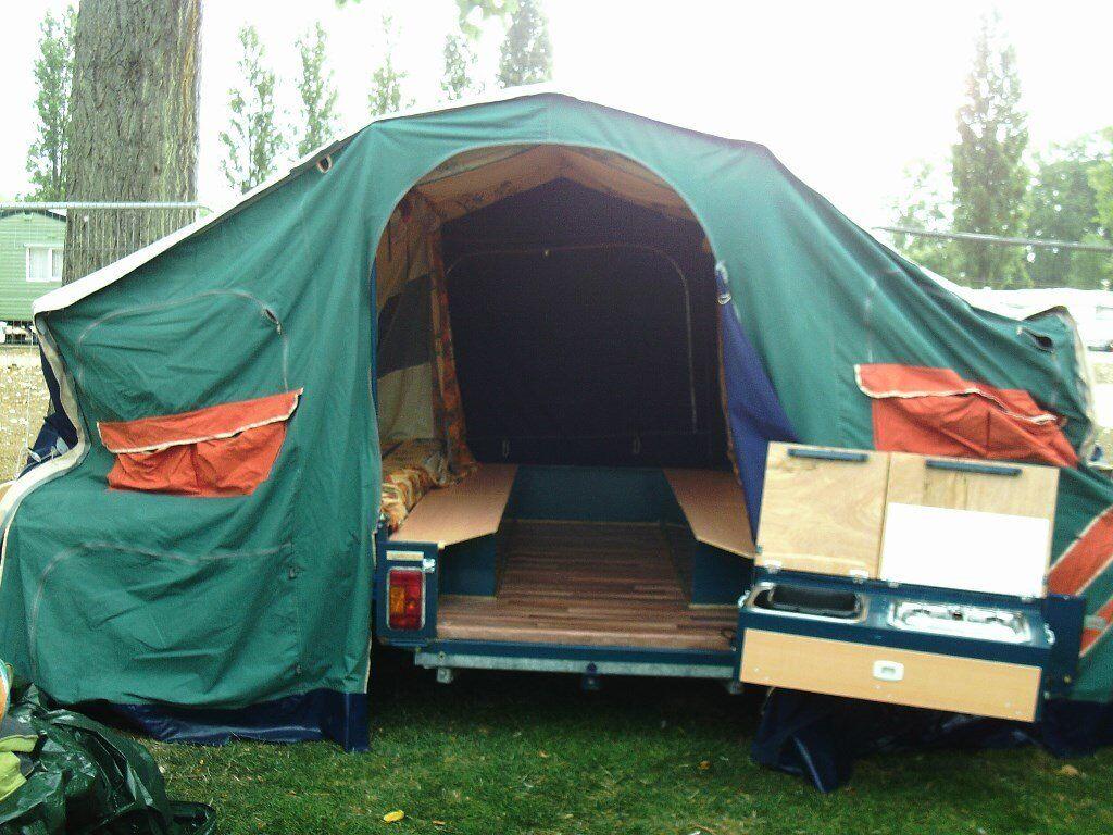raclet trailer tent & raclet trailer tent | in Northampton Northamptonshire | Gumtree