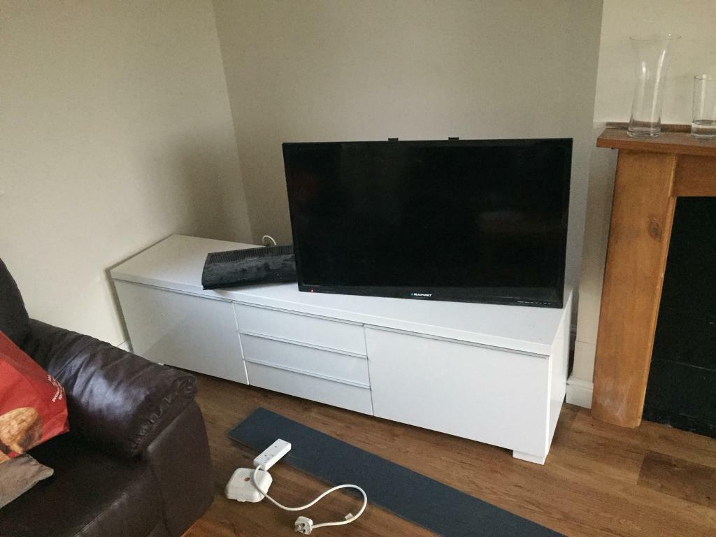 Ikea Besta Mobile Tv Elegant Captivating Besta Burs Tv Unit With  # Ikea Meuble Tv Besta Burs