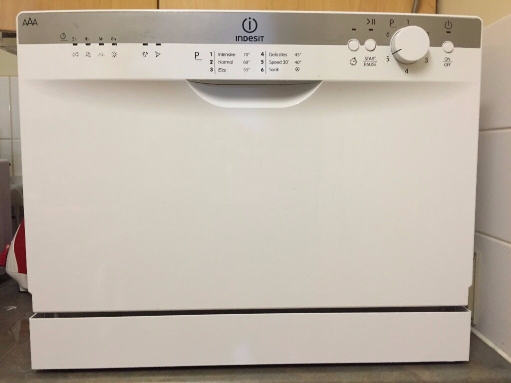 Indesit ICD661 Tabletop Dishwasher For Sale