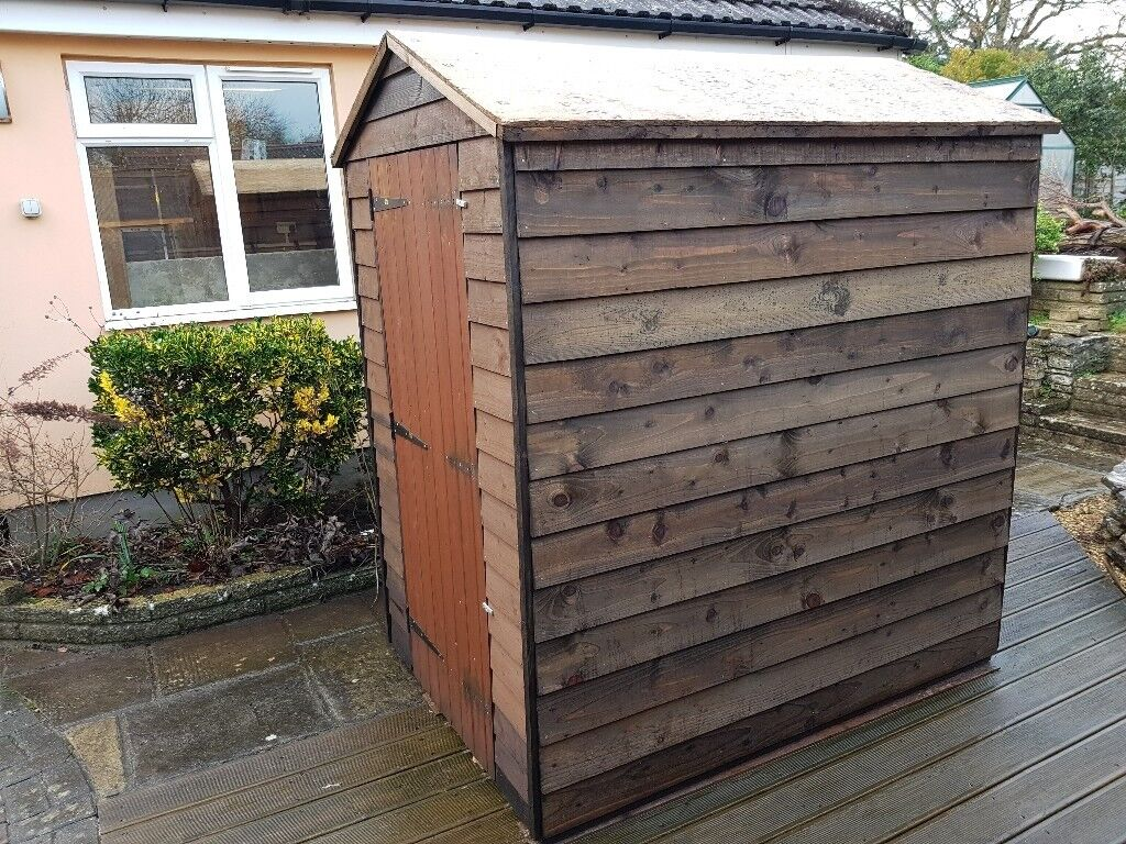 Garden Shed / Allotment Shed 6ft X 4ft