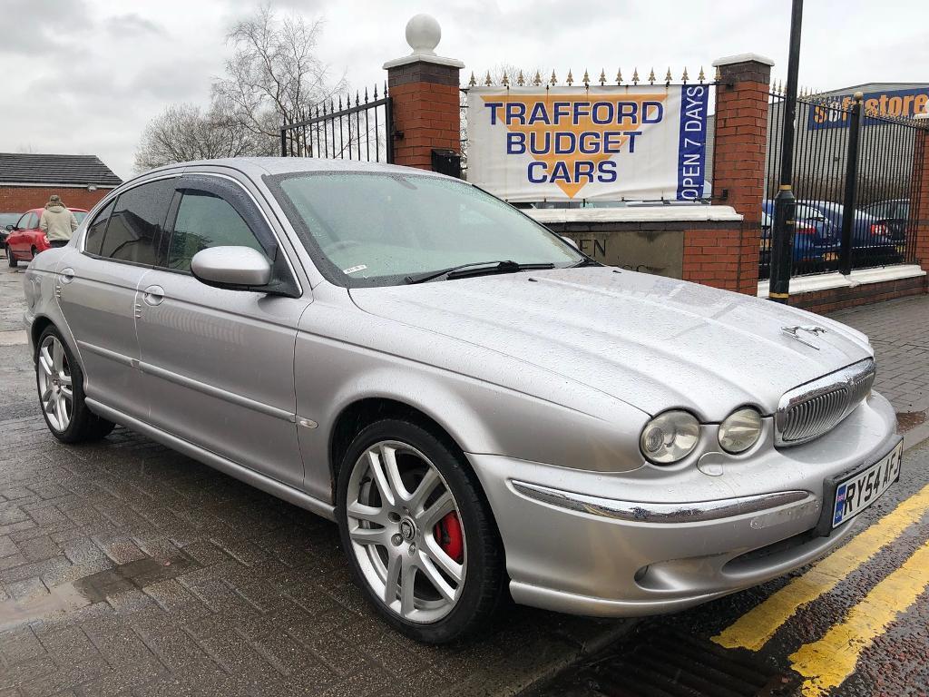 Jaguar X Type. 2004, 2.0d, MOT March 2019. Top Spec Clean