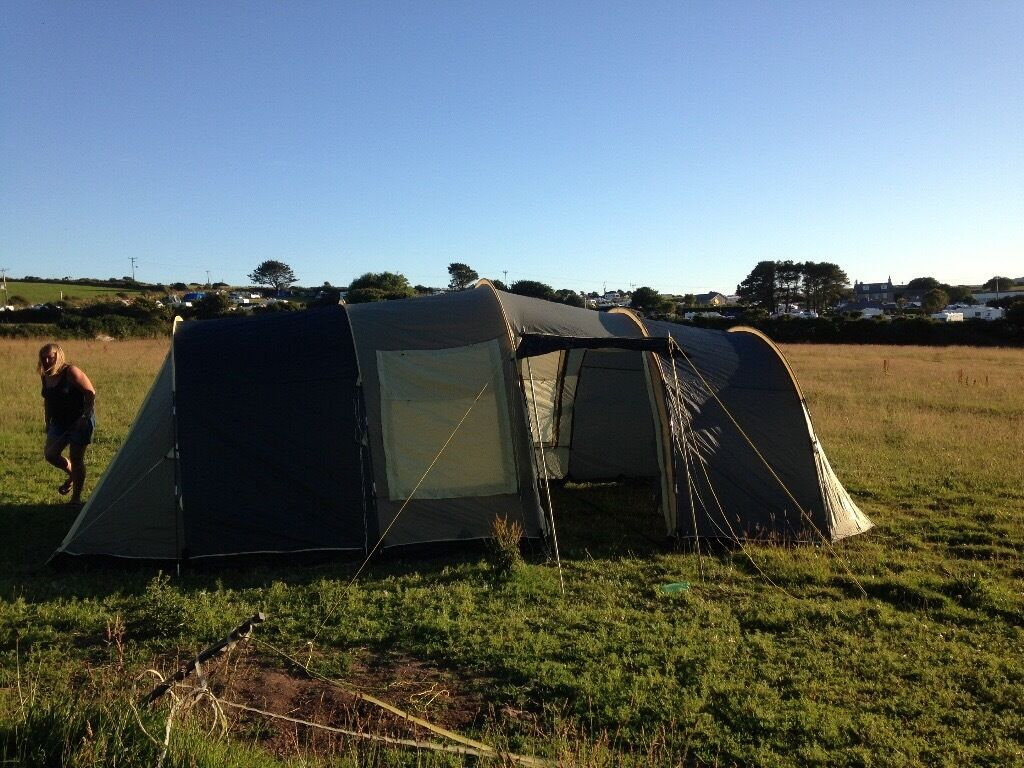 c&us indiana 8 special edition tent & campus indiana 8 special edition tent | in St Ives Cornwall | Gumtree