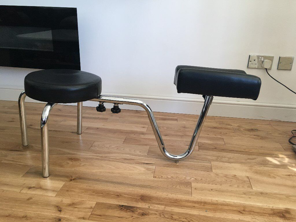 SALON PEDICURE STOOL WITH FOOT REST IN u0027AS NEWu0027 CONDITION & SALON PEDICURE STOOL WITH FOOT REST IN u0027AS NEWu0027 CONDITION | in ... islam-shia.org