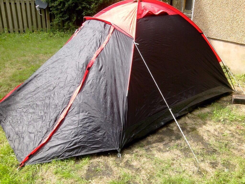 Pro Action 4 Man Dome Tent & Pro Action 4 Man Dome Tent | in Paisley Renfrewshire | Gumtree