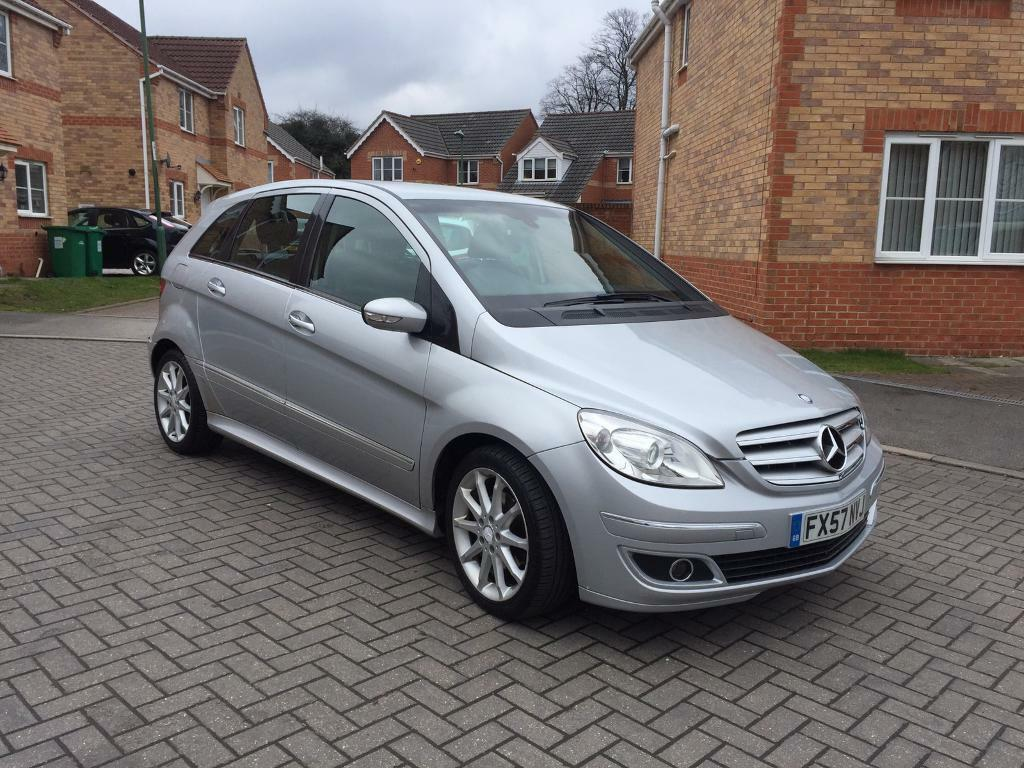MERCEDES BENZ B CLASS, 12 MONTH MOT, SERVICE HISTORY, FULL HPI CLEAR