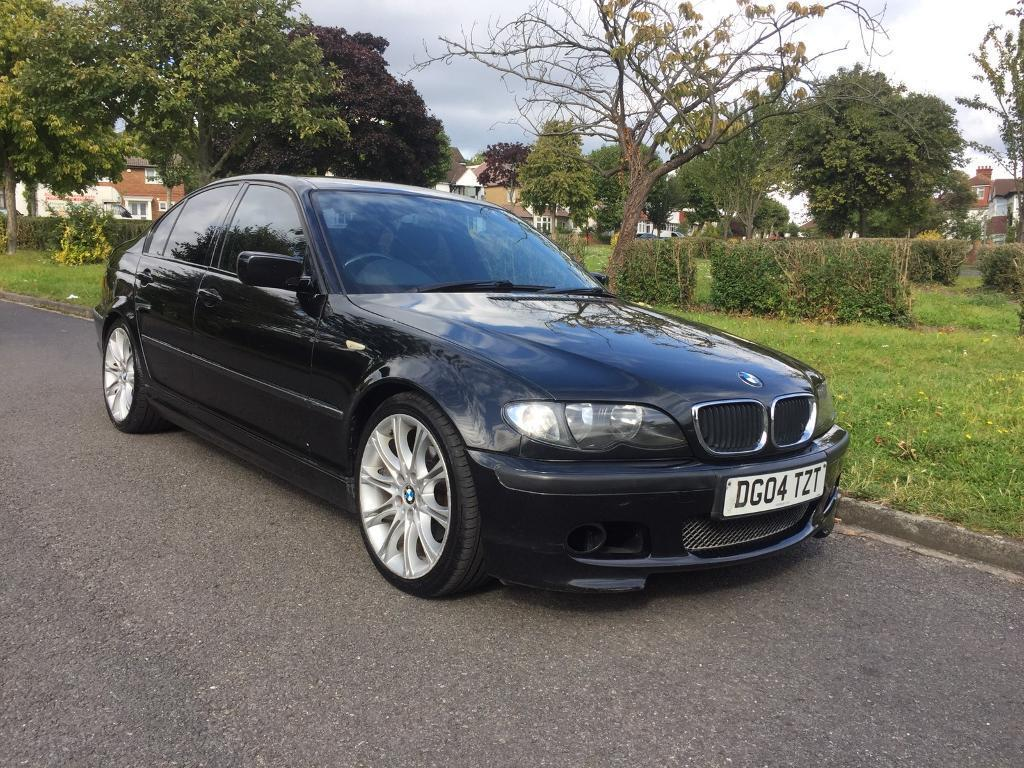 BMW 3 Series 2.0 320d Sport 4dr Manual Black Colour