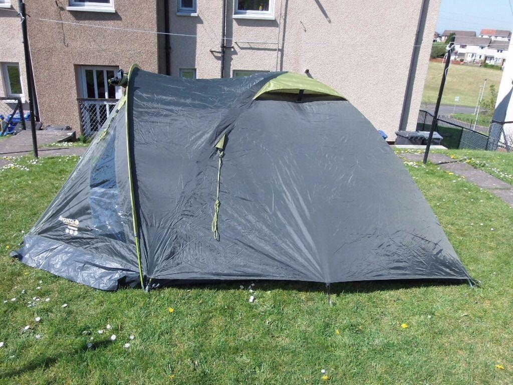 Regatta 4 man dome tent. & Regatta 4 man dome tent. | in Paisley Renfrewshire | Gumtree