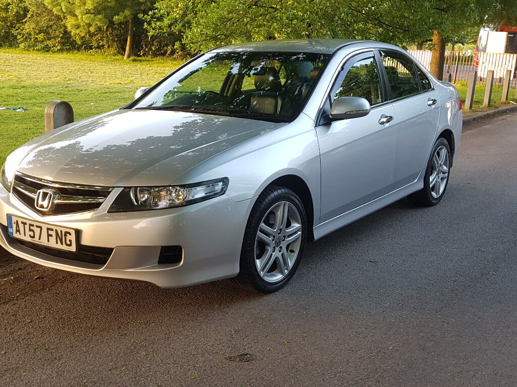 High Quality HONDA ACCORD CDTi 2007 EXCELLENT DRIVE 50 MPG, NEW CLUTCH AND FLYWHEEL