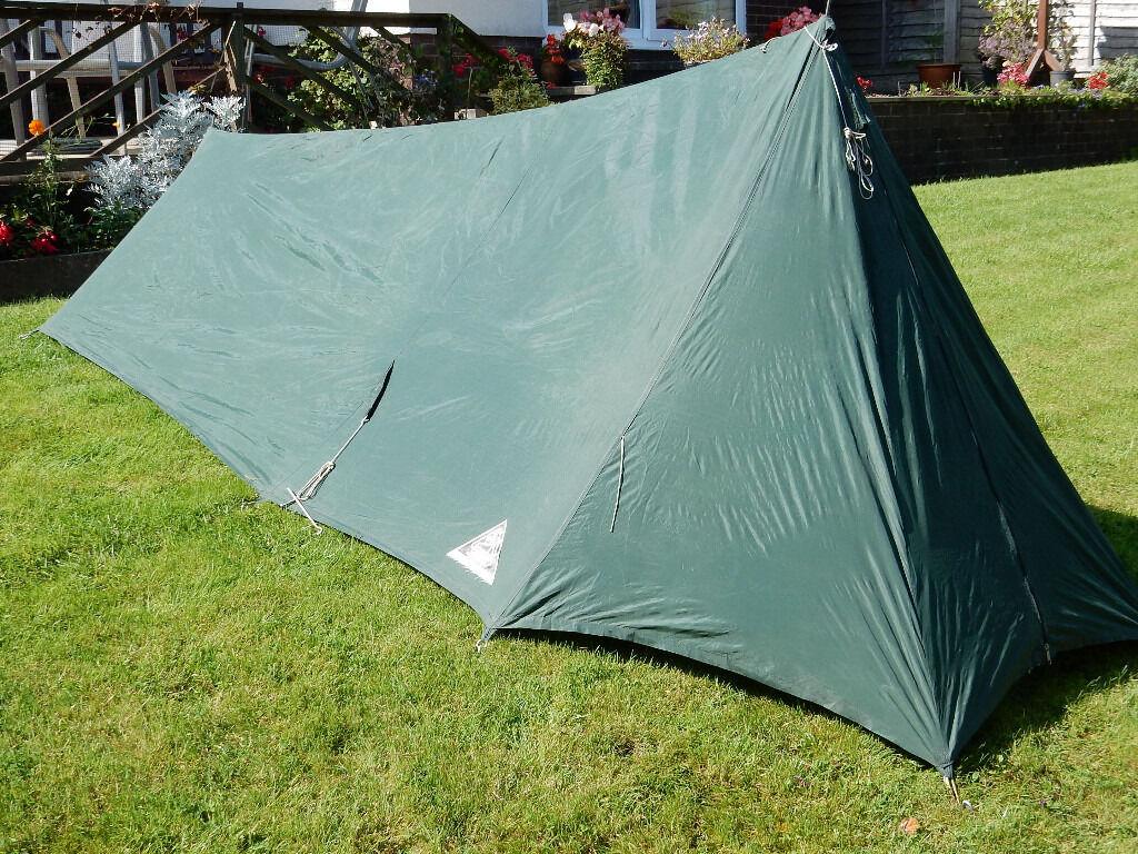 Saunders Fellpine Lightweight 1-2 person Backpacker Tent & Saunders Fellpine Lightweight 1-2 person Backpacker Tent | in ...