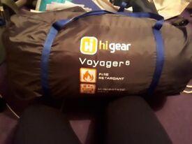 Hi gear voyager 6 tent and carpet & Khyam mega dome tent | in Newport | Gumtree