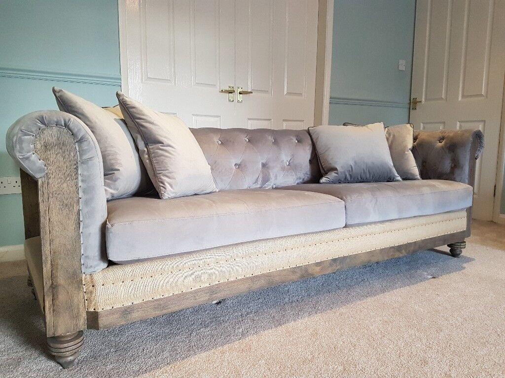 Luxury Sofa HomeSense DFS Next Home