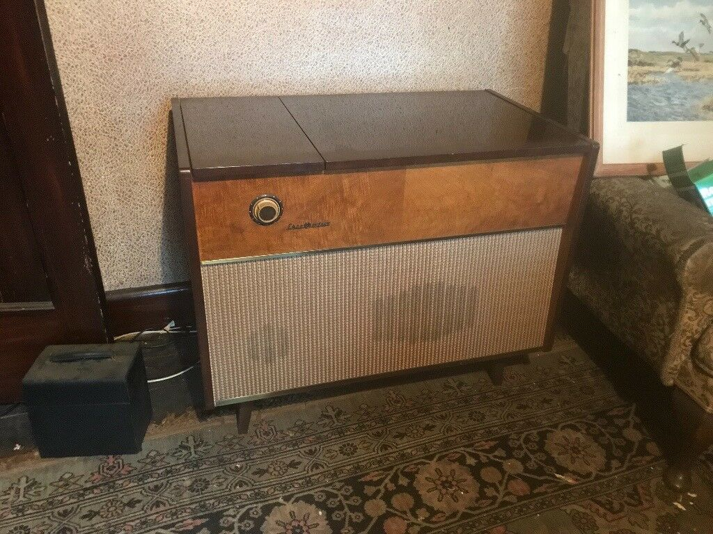 FREE Vintage Record Player/Radiogram Ecko