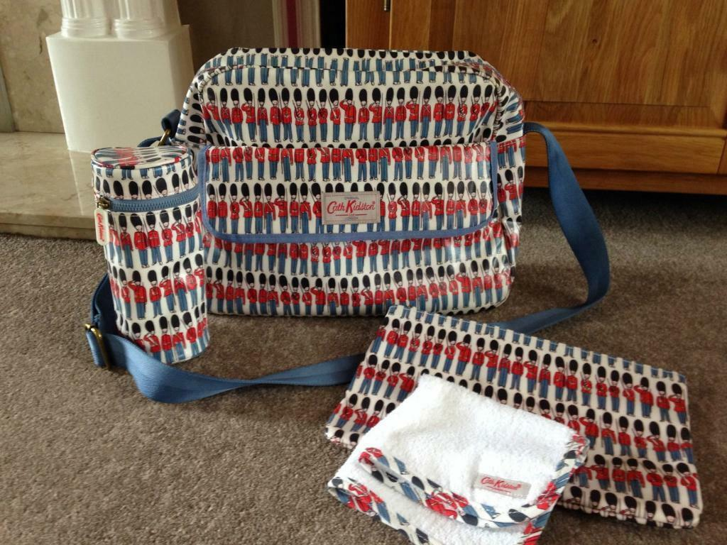 Cath Kidston Guards Baby Changing Bag *SOLD OUT* RARE DESIGN & Cath Kidston Guards Baby Changing Bag *SOLD OUT* RARE DESIGN | in ...