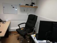 SERVICED OFFICE   CHEAP OFFICE SPACE TO LET (50 PW) U2013 PRIVATE OFFICE TO