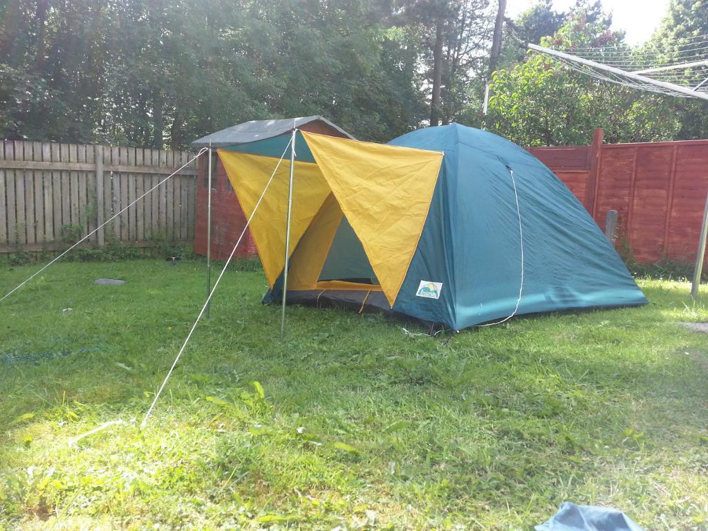 2 man Freeman tent Excellent Condition & 2 man Freeman tent Excellent Condition | in Swansea | Gumtree
