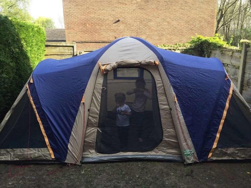 Jackaroo 6 man Tent & Jackaroo 6 man Tent | in Romiley Manchester | Gumtree