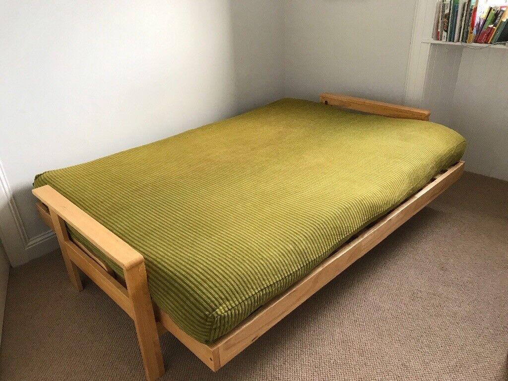 still available sunday 29th  the futon  pany 3 seater double sofa bed with cover still available sunday 29th  the futon  pany 3 seater double      rh   gumtree