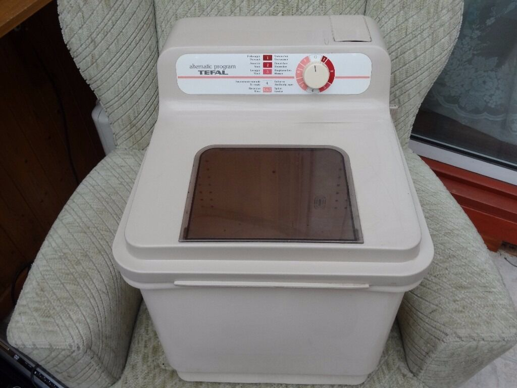 TABLE TOP WASHING MACHINE