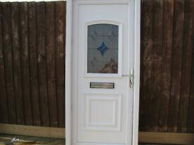 UPVC FRONT DOOR & UPVC French Doors with side panels | in Colchester Essex | Gumtree