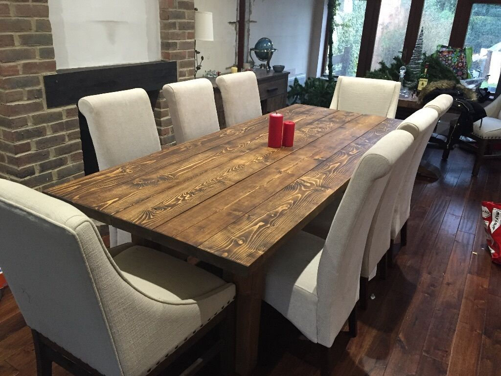 Exceptional Dining Room Table For 8 ~ Ktvb.us