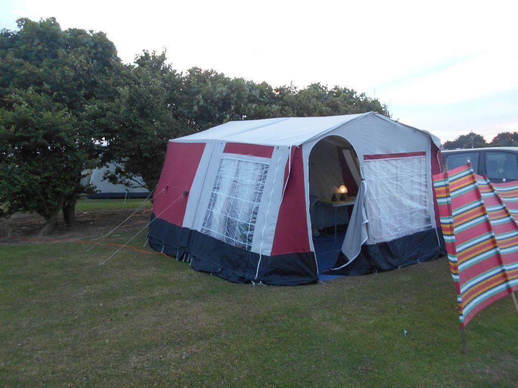 Sunseeker Classic Trailer Tent & Sunseeker Classic Trailer Tent | in Pontefract West Yorkshire ...