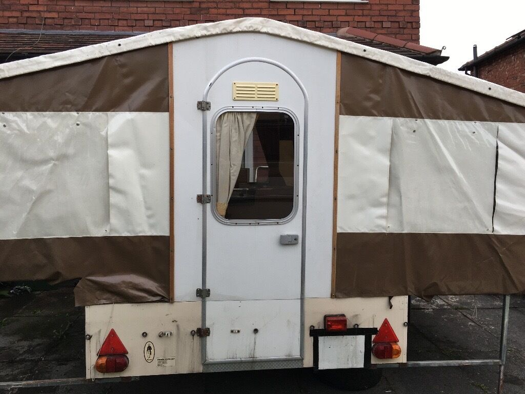 Conway Tardis Trailer Tent In Perth And Kinross Gumtree & Trailer Tents Gumtree Perth - Best Tent 2017
