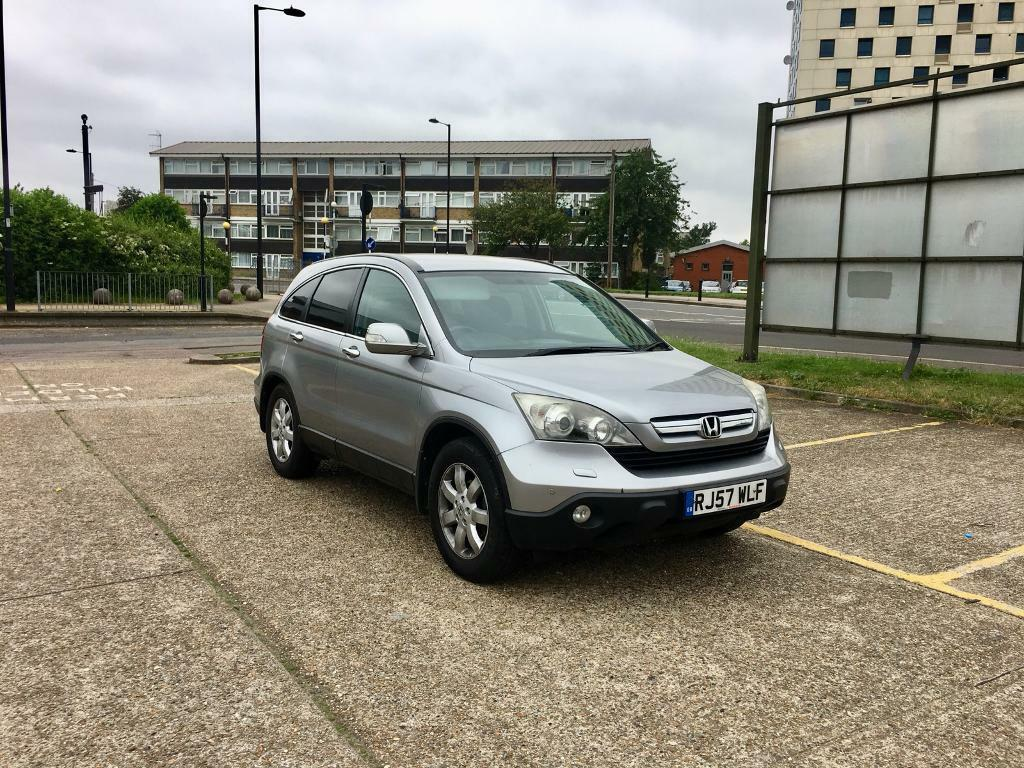 2008 HONDA CR V 2.2 DIESEL   ONLY 69k LOW WARRANTED MILES, MANUAL,