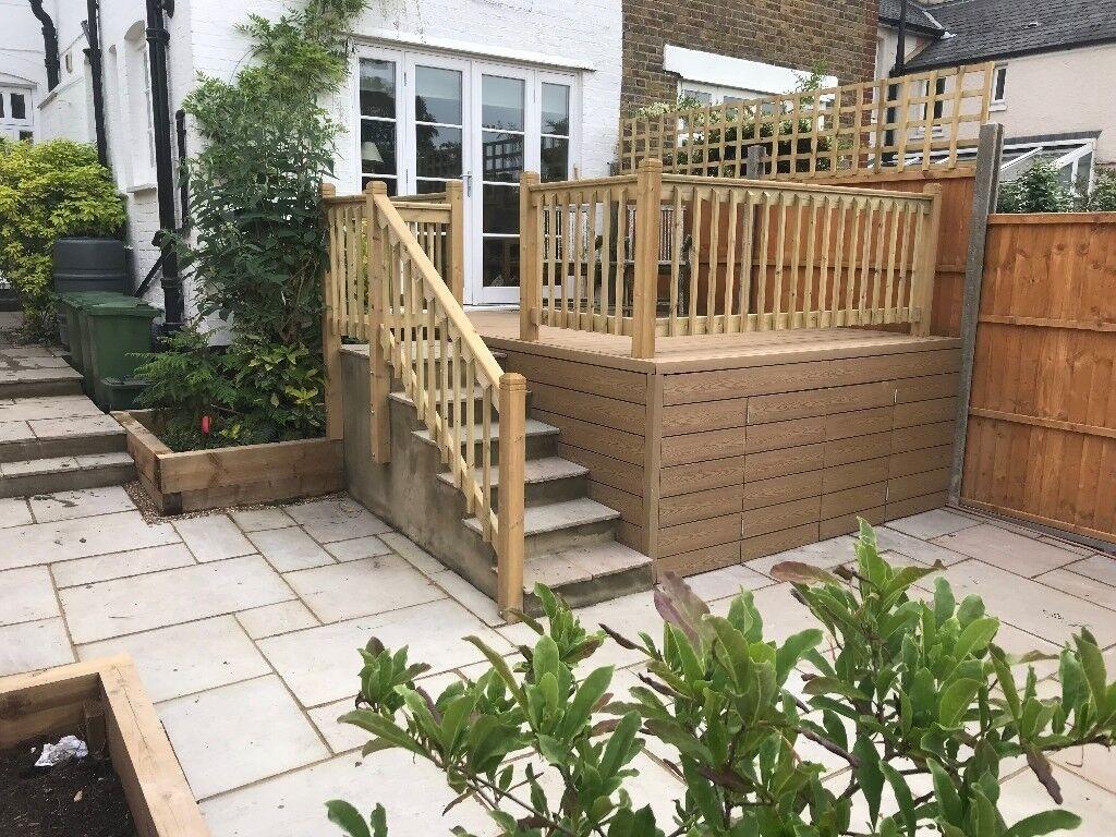 Landscaping/ Garden Renovation/ Patio/Fencing/ Turfing/ Decking