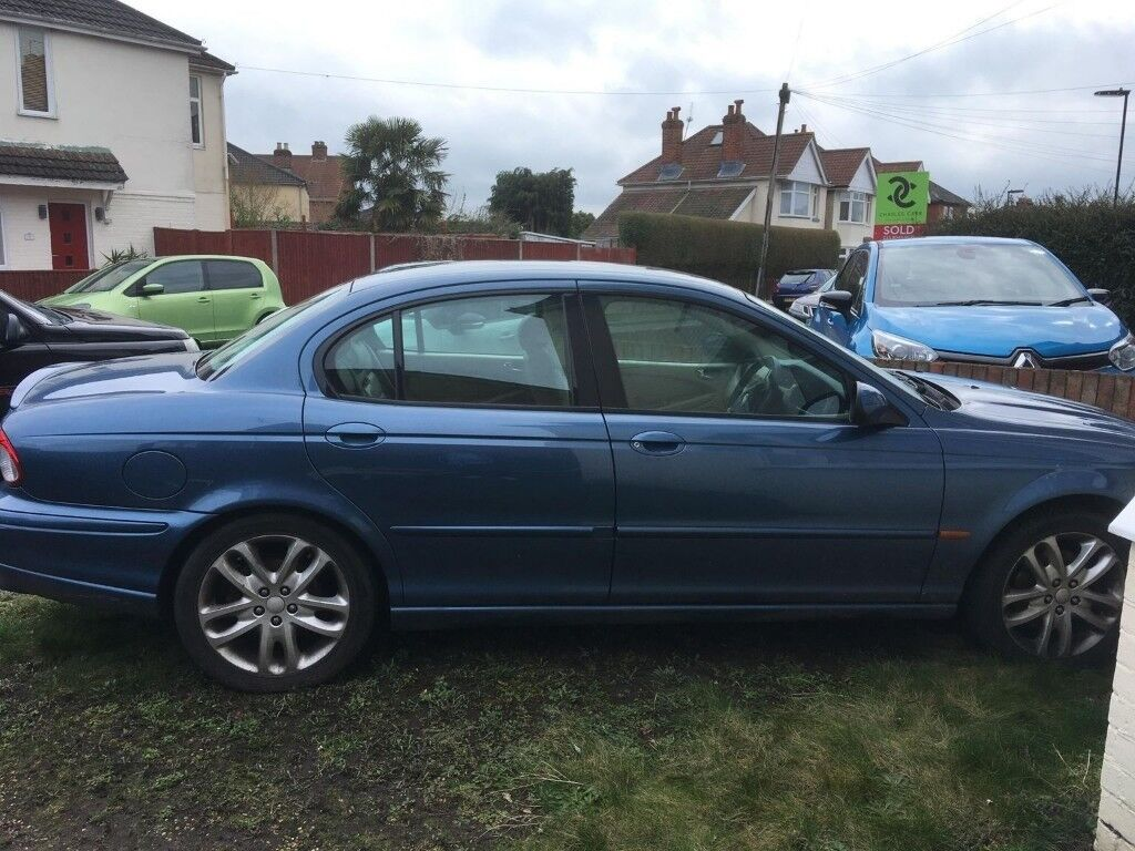 2003 Jaguar X TYPE 2.5L SPORTS No MOT
