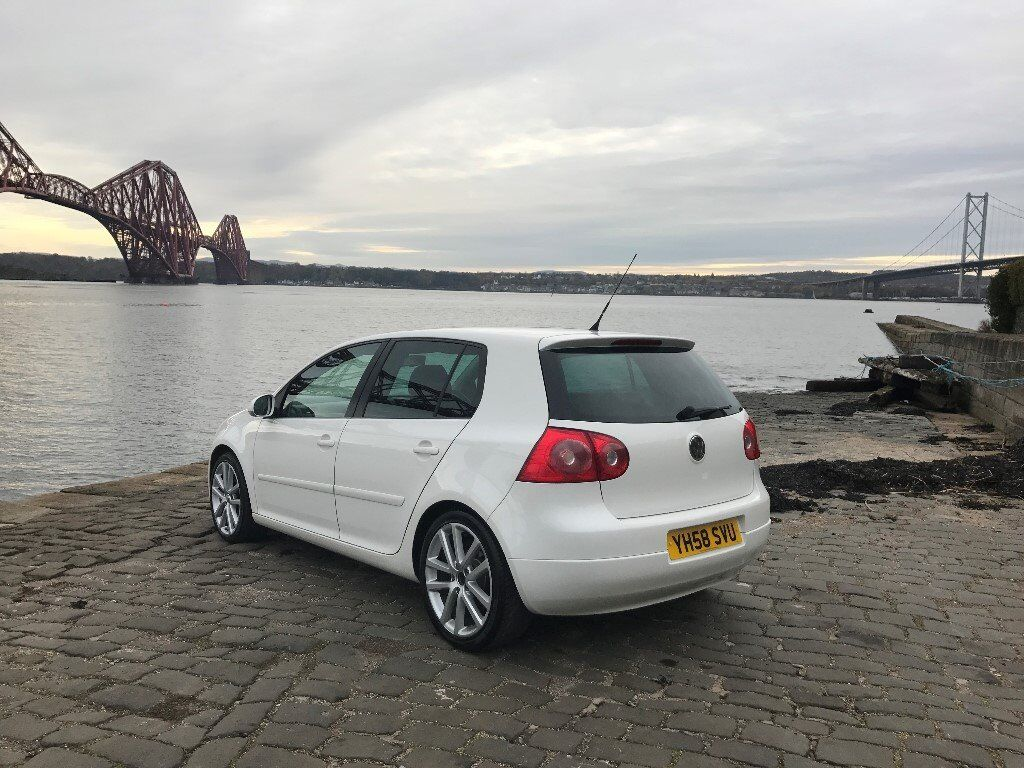 Volkswagen Golf 2.0 GT TDI 140 SAT NAV Edition..Full Service  History..Timing Belt/Water Pump Changed | In Rosyth, Fife | Gumtree