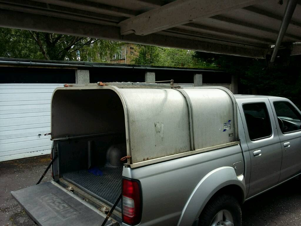 Ifor Williams Canopy for Nissan Navara D22 & Ifor Williams Canopy for Nissan Navara D22 | in Southside Glasgow ...