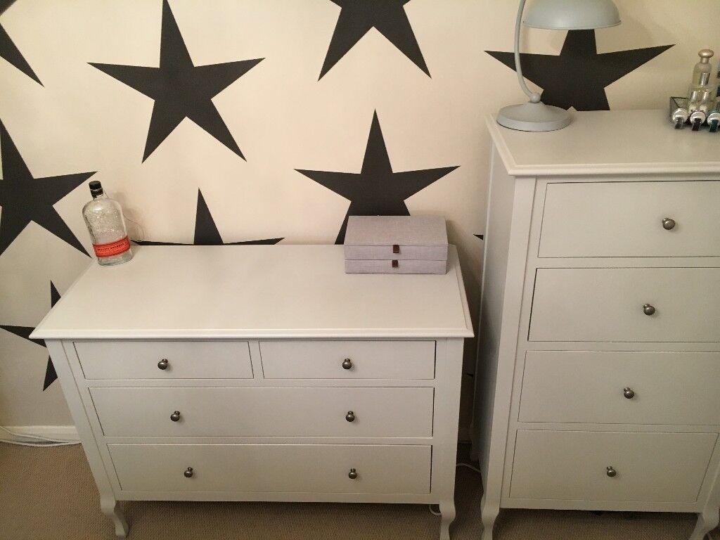 Laura Ashley Rosalind Dove Grey Bedroom Furniture Set - Wardrobe Tall Chest u0026 Wide Chest & Laura Ashley Rosalind Dove Grey Bedroom Furniture Set - Wardrobe ...