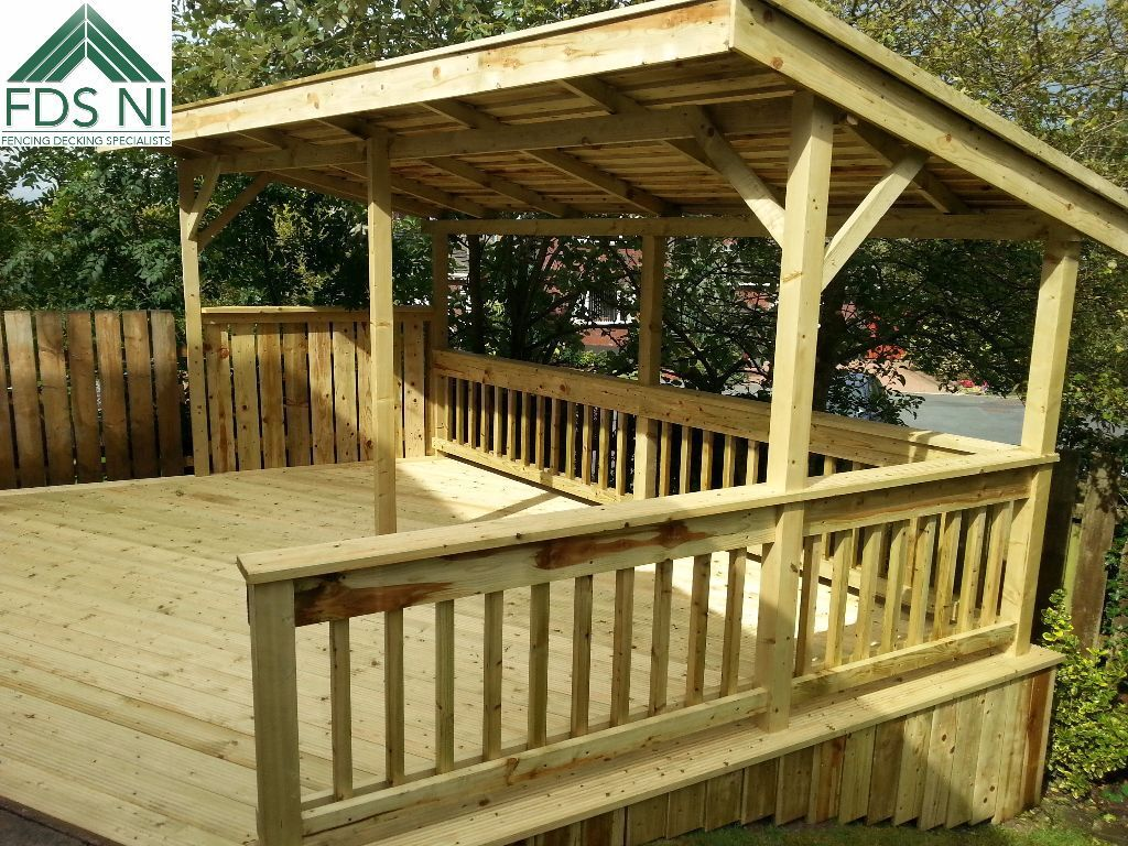 Fencing For Decks And Patios | Outdoor Goods