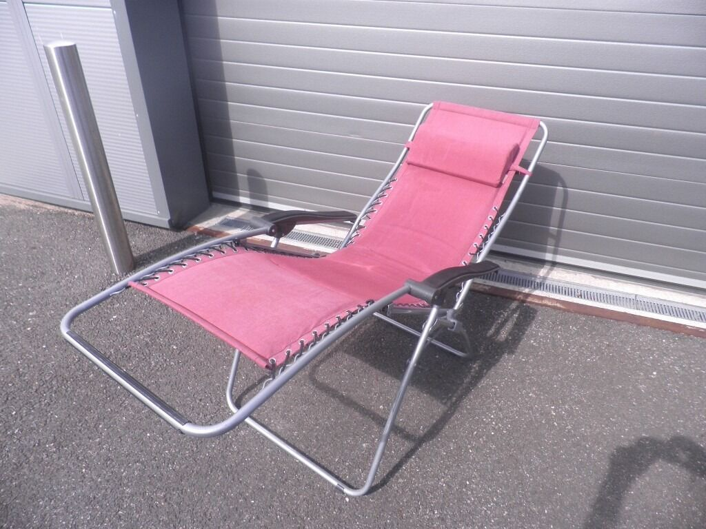 Lafuma RSX recliner zero gravity chair & Lafuma RSX recliner zero gravity chair | in Grimsby Lincolnshire ... islam-shia.org
